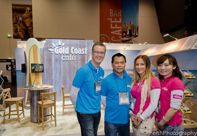 Australian Tourism Exchange, Perth 2012 | Perth Event Photographer