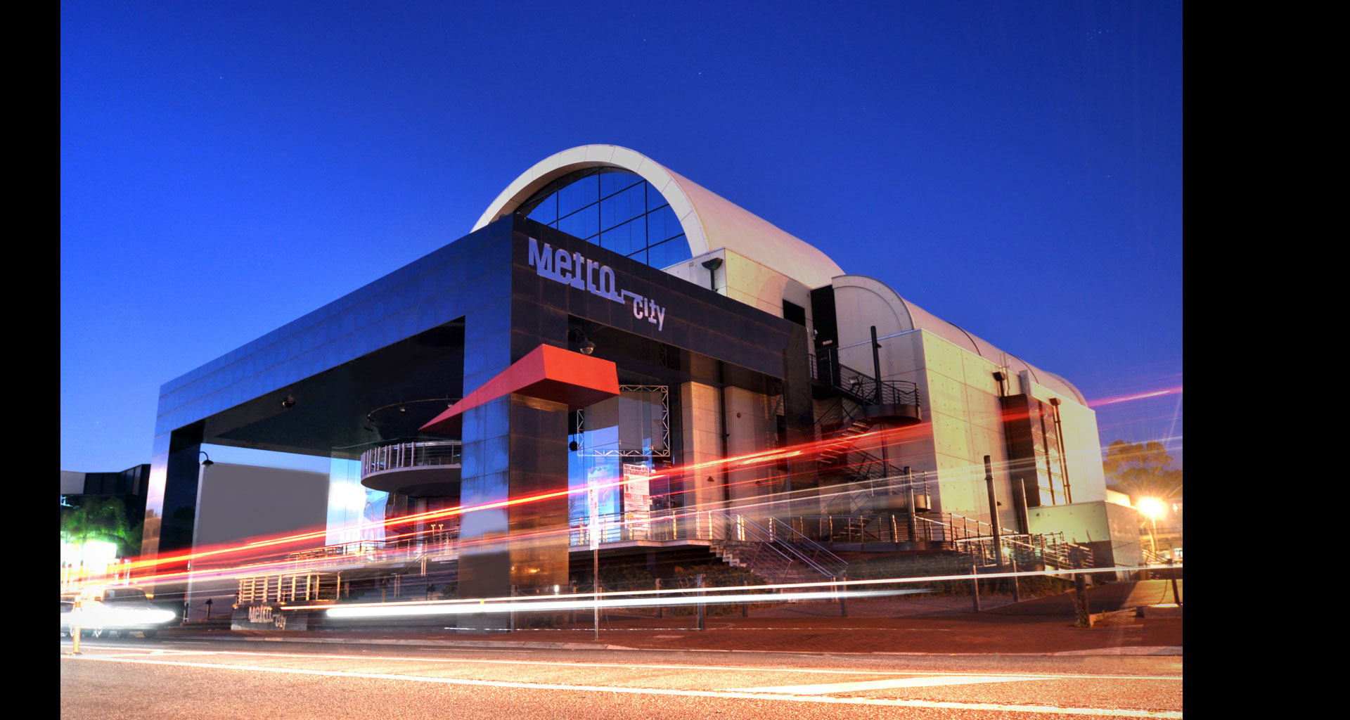 Perth commercial advertising photography metro city night club in northbridge