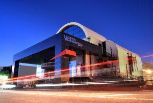 Perth commercial advertising metro city night club in north bridge
